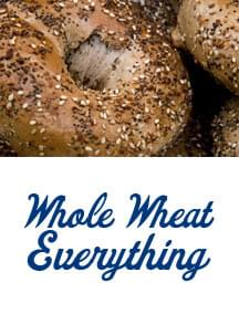 Whole Wheat Everything