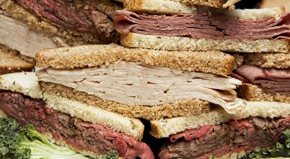 The Delicatessen Sandwich Platter