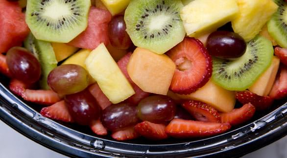 Seasonal Fruit Salad / Sliced Fruit Platter